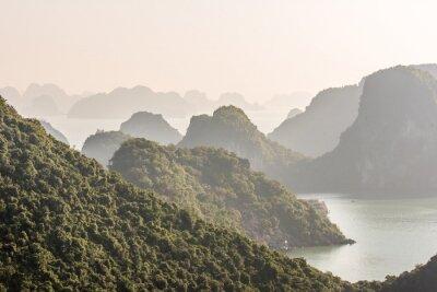 Fototapet Halong Bay Vietnam