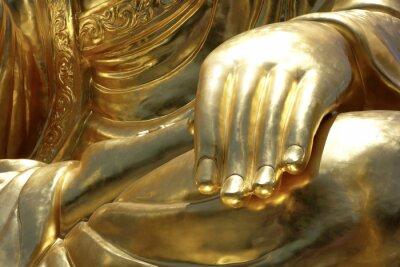 Fototapet Hand of Buddha