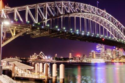 Fototapet Harbour Bridge