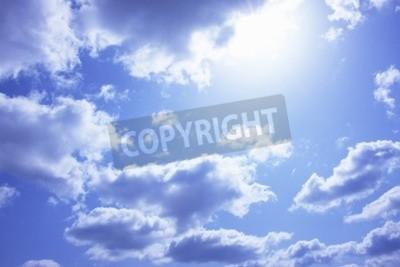 Fototapet Himmel