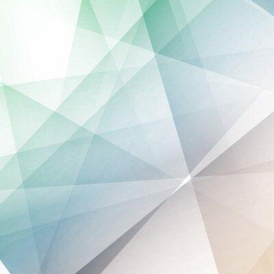 Fototapet Hipster moderna transparent geometrisk bakgrund
