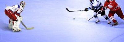 Fototapet Hockey-VM