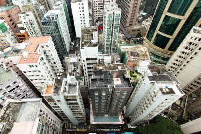 Fototapet Hongkong