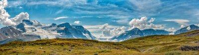 Fototapet Icefield Glacier Park visa panorama
