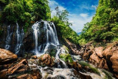Fototapet Katt-Cat vattenfall, Vietnam