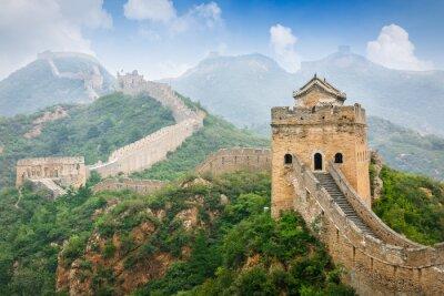 Fototapet Kinesiska muren