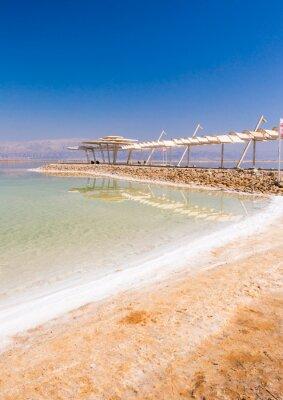 Fototapet Landskap Dead Sea