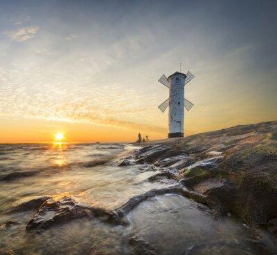 Fototapet Latarnia morska