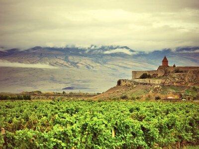 Fototapet Livet i Armenien