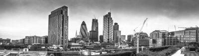 Fototapet London City Panorama