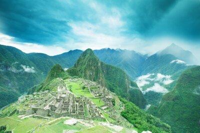 Fototapet machu Picchu