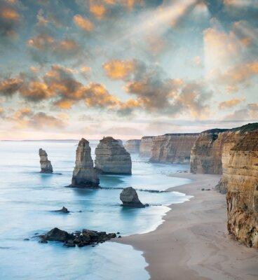 Fototapet Magnifika 12 apostlarna, Australien