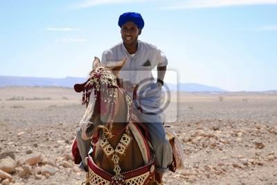 Fototapet Marocain kavaljer