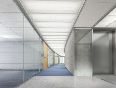 Fototapet modern interiör