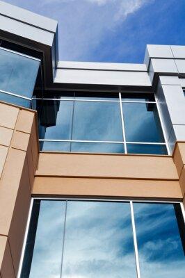 Fototapet Modern kontorsbyggnad