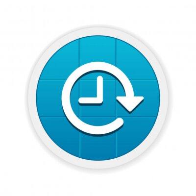 Fototapet Moderna App Knapp