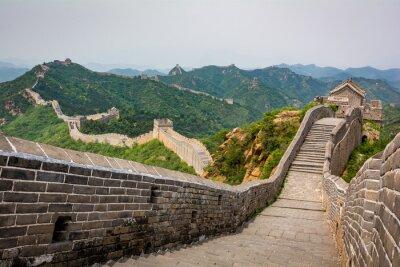 Fototapet Muren, Beijing, Kina
