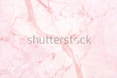 Fototapet Naturlig marmorväggstruktur för bakgrunds- och designkonstarbete, sömlöst mönster av kakelsten med ljus lyx.