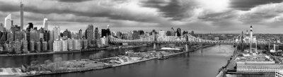 Fototapet New York Stadsbild