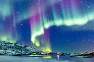Fototapet Norrsken