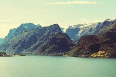 Fototapet Northern Norway