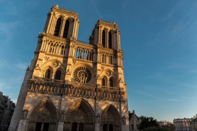 Fototapet Notre Dame de Pari