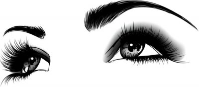 Fototapet occhi