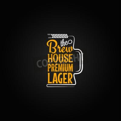 Fototapet öl rånar design bakgrund