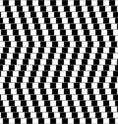 Fototapet Optische Täuschung