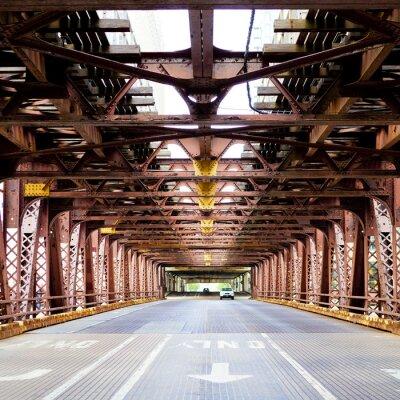 Fototapet ort Bridge