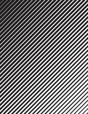 Fototapet Parallella diagonala lutande linjer textur, mönster. sneda linjer
