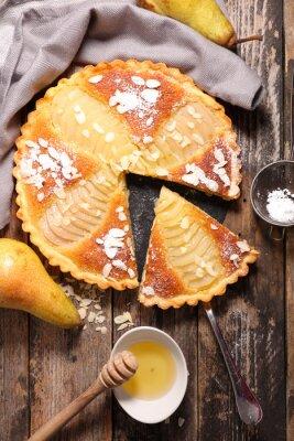 Fototapet päron paj med mandel