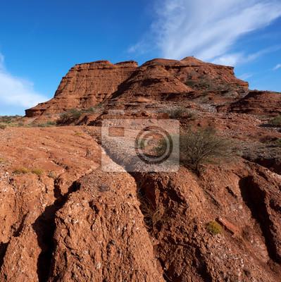Fototapet Parque Nacional Sierra de las Quijadas