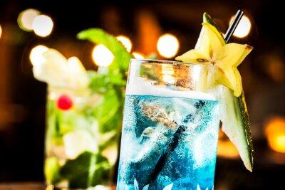 Fototapet parti Cocktail