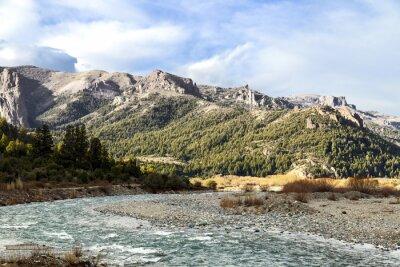 Fototapet patagonia