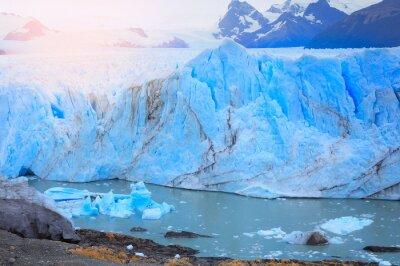 Fototapet Perito Moreno glaciären.