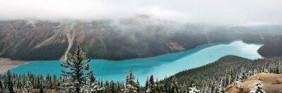 Fototapet Peyto Lake