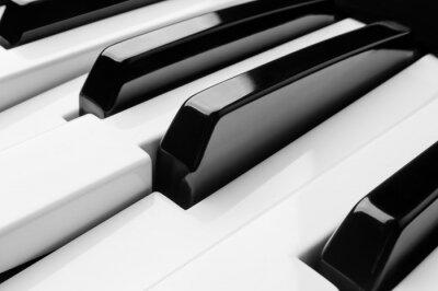 Fototapet piano Keys