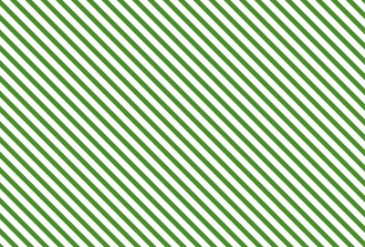 Fototapet Ränder diagonal grön vit