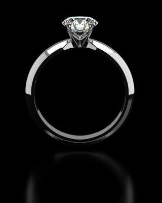 Fototapet RING enda Diamond