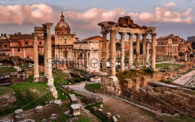 Fototapet Roman Forum, Rom