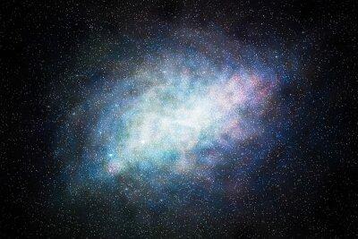 Fototapet rymden