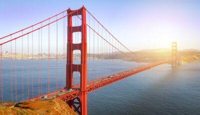 Fototapet San Francisco, Golden Gate Bridge