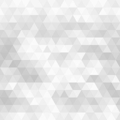 Fototapet seamless bakgrundsmönster vit