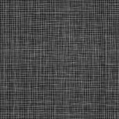 Fototapet Seamless Cell handritade mönster