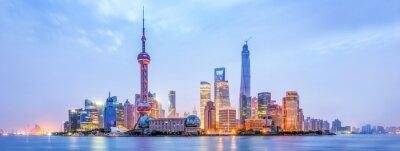 Fototapet Shanghai