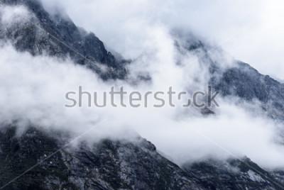 Fototapet Sichuan Bi Peng diken natur