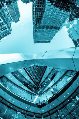 Fototapet Skyskrapor i City of London