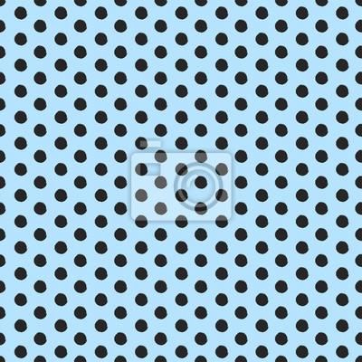 Fototapet Sömlösa vektor mönster