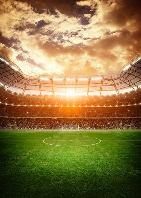 Fototapet Stadion